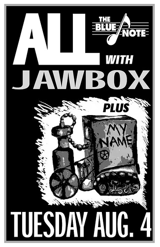 Jawbox-All @ The Blue Note Columbia MO 8-4-92
