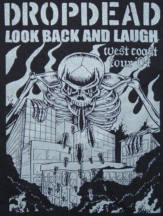 Look Back & Laugh/DropDead 2004 Tour