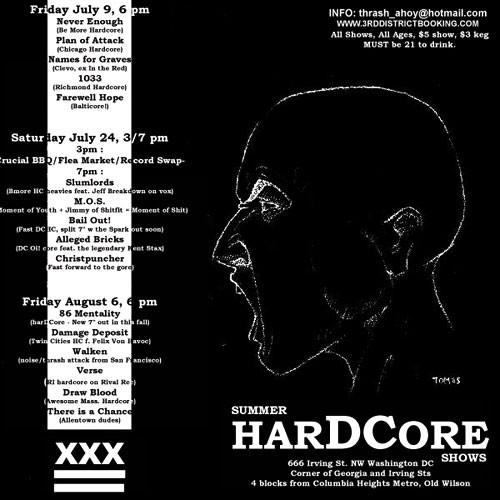 HarDCore Summer 2004
