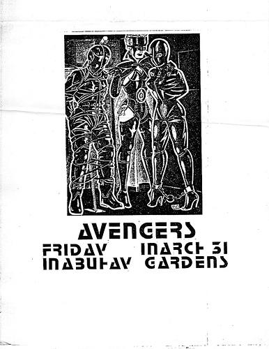Avengers @ Mabuhay Gardens San Francisco CA 3-31-78