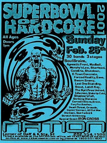 Superbowl of Hardcore 2001