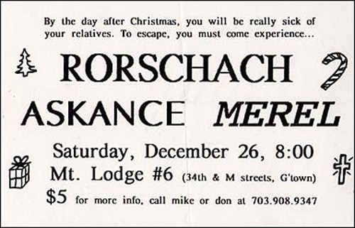 Rorschach-Merel-Askance @ St. Lodge #6 Washington DC 12-26-92