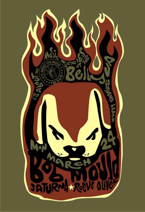 Bob Mould-Saturna-Reeve Oliver 3-24-08