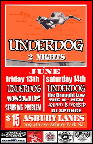 Underdog June 2008