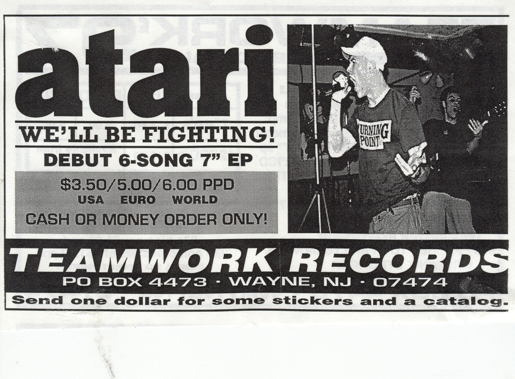 Atari (Teamwork Records)
