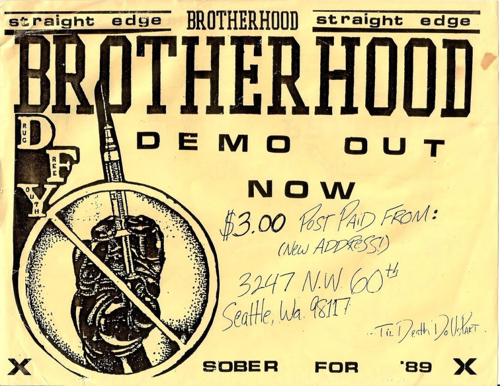 Brotherhood Demo 1989