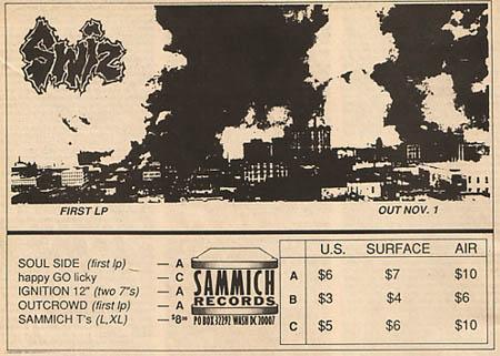 Sammich Records