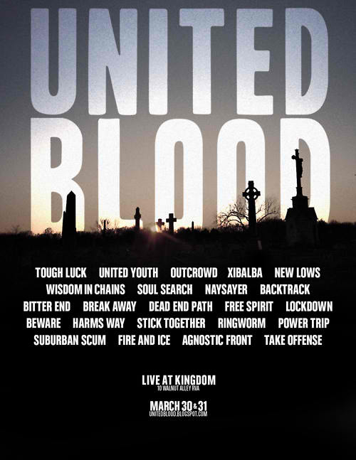 United Blood 2012