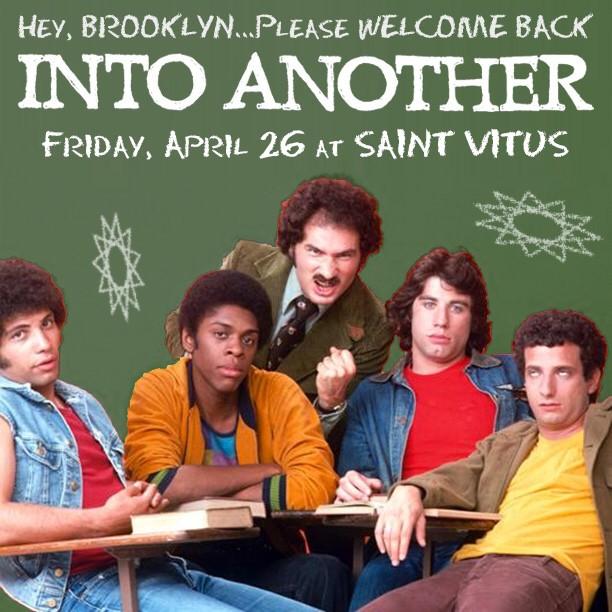Into Another @ Saint Vitus Brooklyn NY 4-26-13