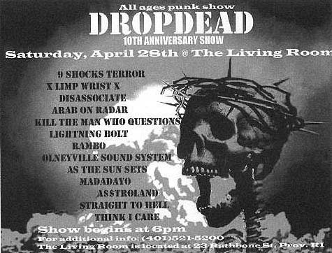 DropDead 10th Anniversary Show