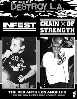 Destroy LA (Chain Of Strength + Infest)