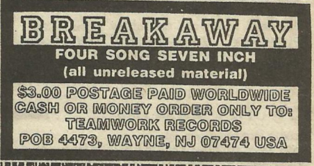 Breakaway (Teamwork Records)