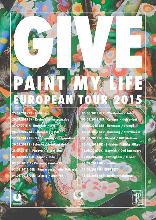 Give European Tour 2015