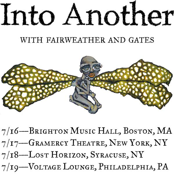 Into Another Tour 2015