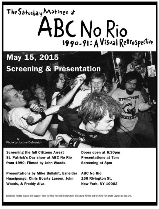 ABC NO RIO: A Visual Retrospective