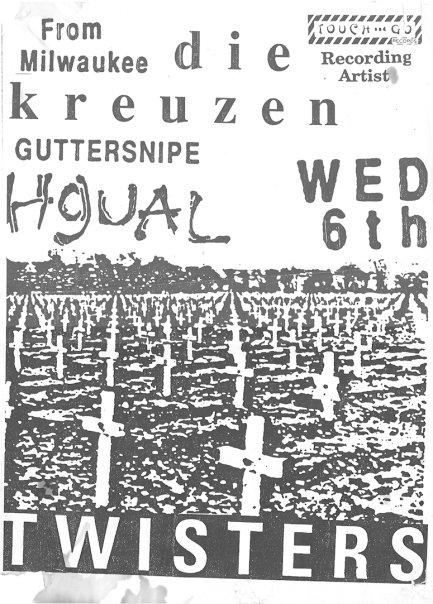 Die Kreuzen-Guttersnipe-Hgual @ Unknown Location/Date