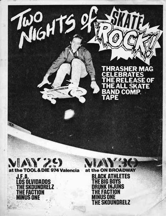 Thrasher Skate Rock Release