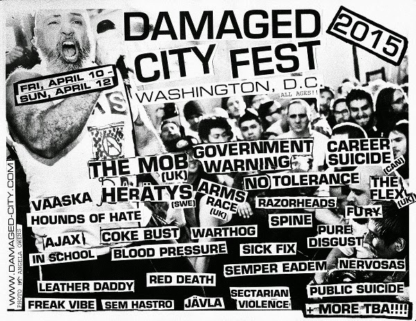 Damaged City Fest 2015