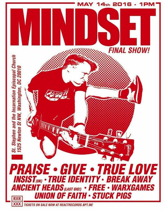 Mindset's Final Show