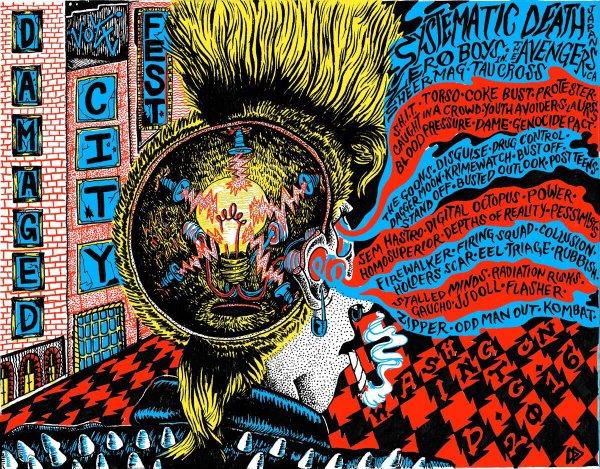 Damaged City Fest 2016