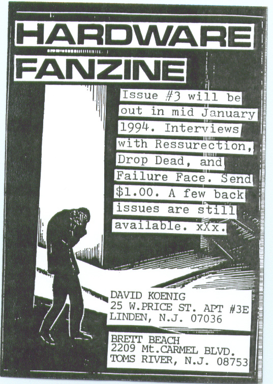 Hardware Fanzine #3