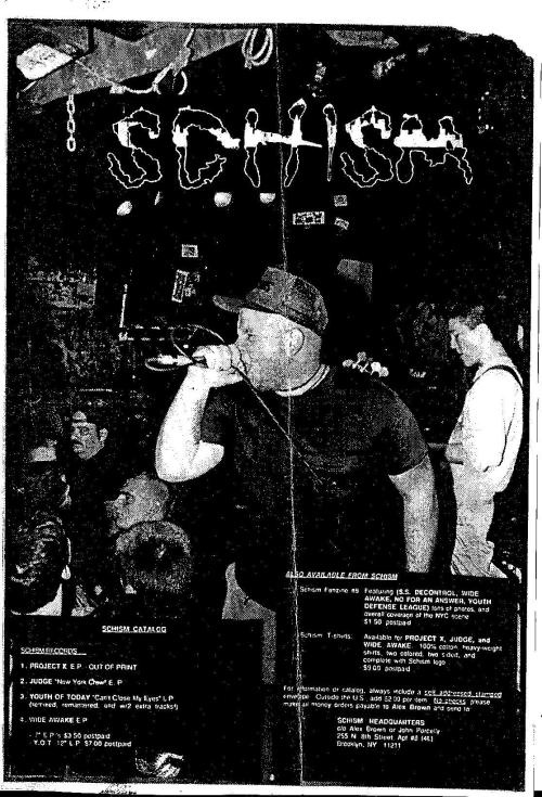 Schism Records