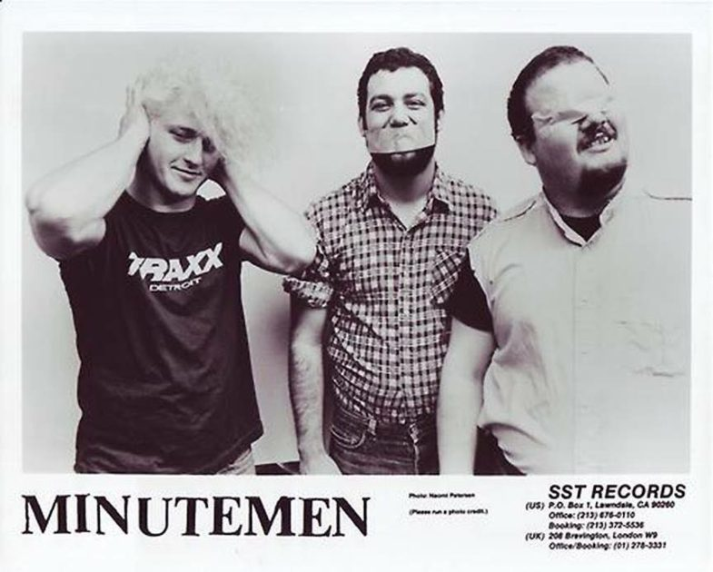 Minutemen (SST Records)