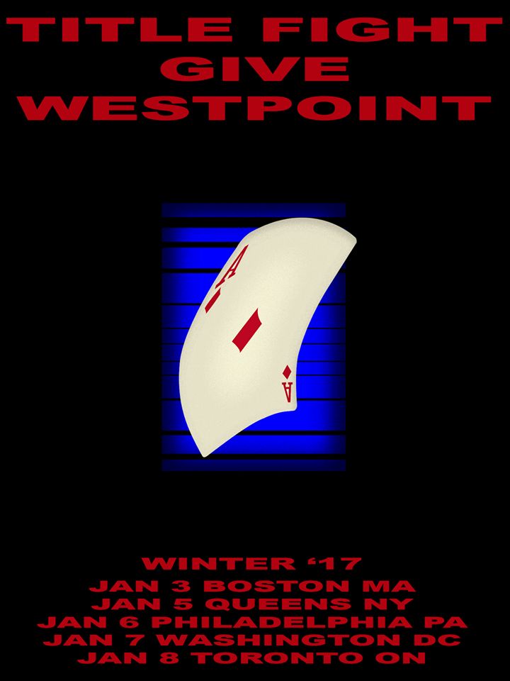 Title Fight-Give-West Point Winter Tour 2017