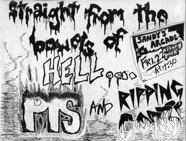 Ripping Corpse @ Asbury Park NJ