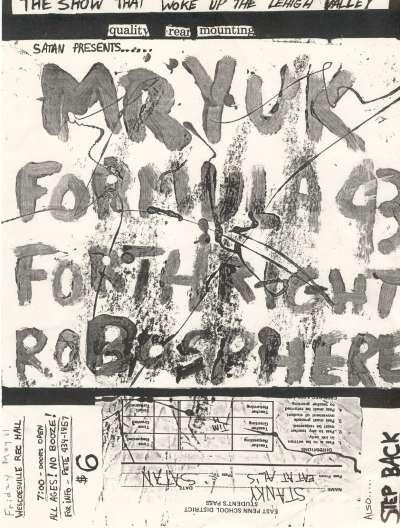Mr Yuk-Formula 93-Forthright-Robosphere