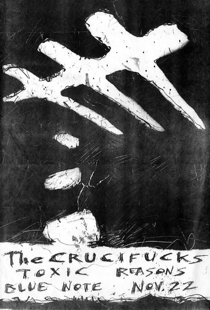 Crucifucks-Toxic Reasons @ Columbus MO 11-22-UNKNOWN YEAR
