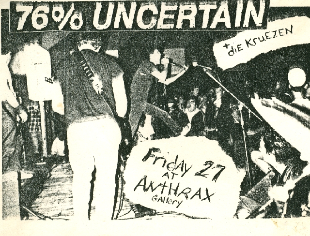 76% Uncertain-Die Kreuzen @ Norwalk CT UNKNOWN DATE
