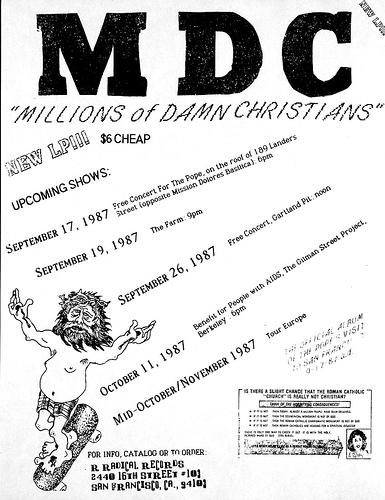MDC Fall 1987