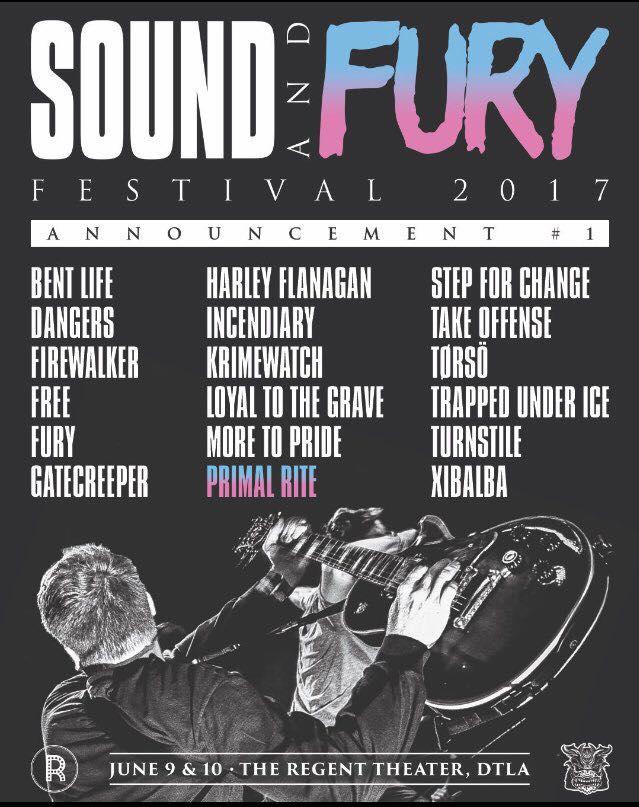 Sound & Fury 2017