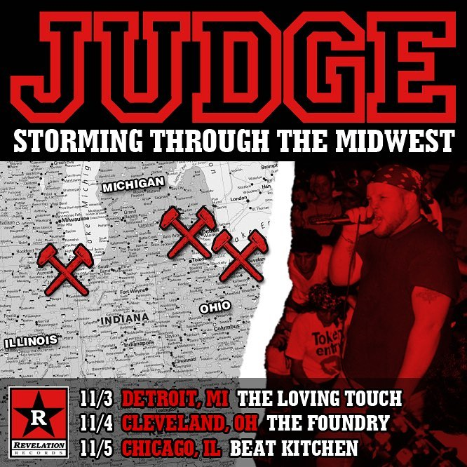 Judge Midwest Tour 2017