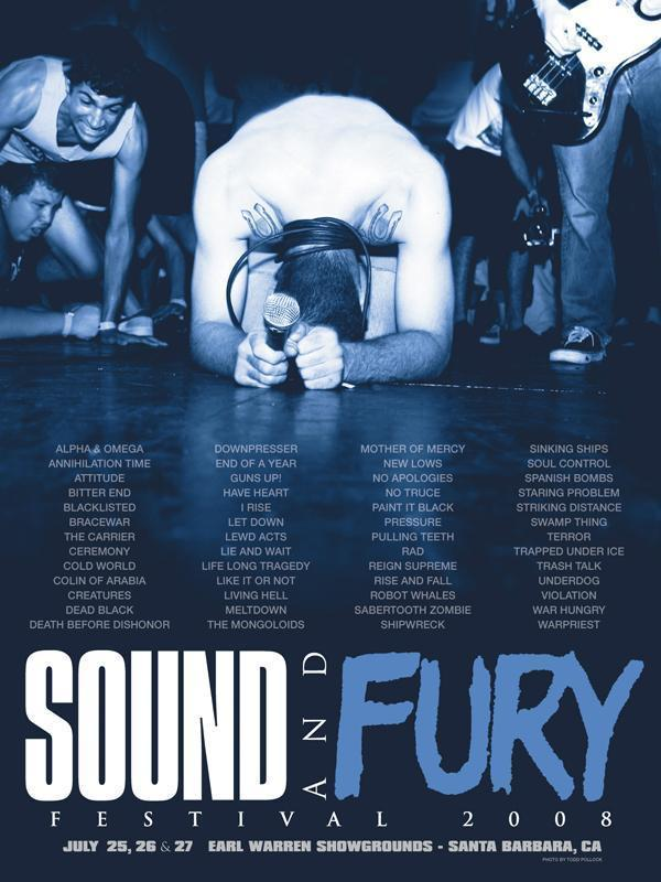 Sound & Fury 2008