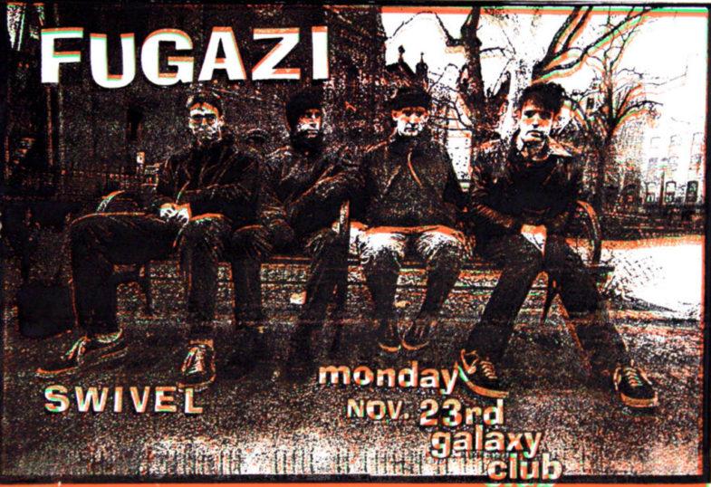 Fugazi-Swivel @ Dallas TX 11-23-98