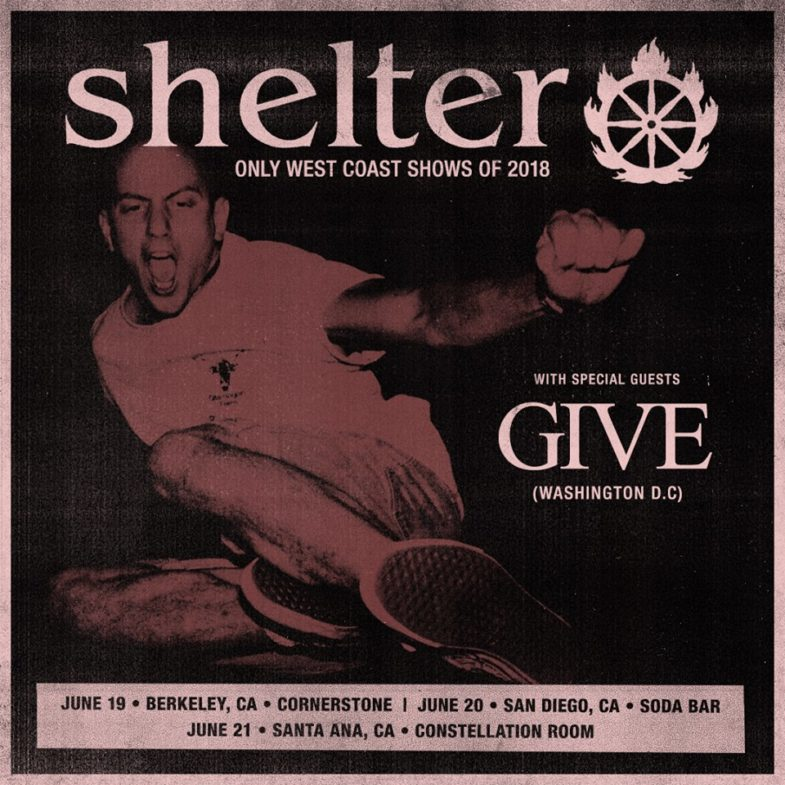 Shelter-Give Tour 2018