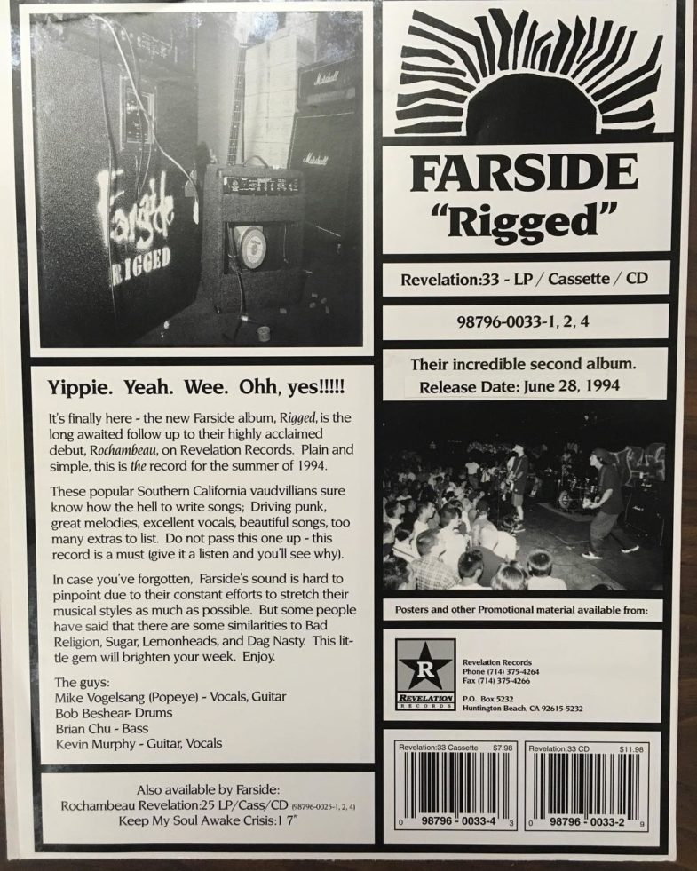Farside (Revelation Records)