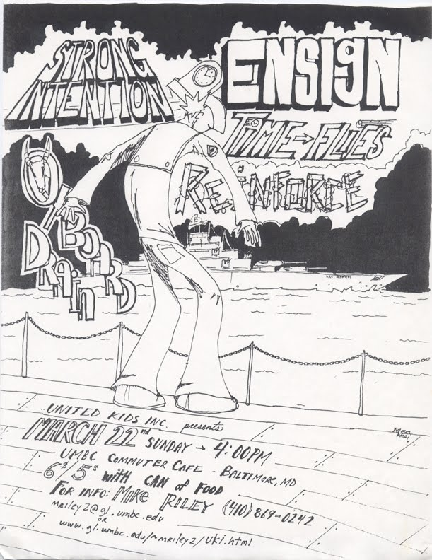 Ensign-Strong Intention-Time Flies-Reinforce @ Baltimore MD 3-22-98