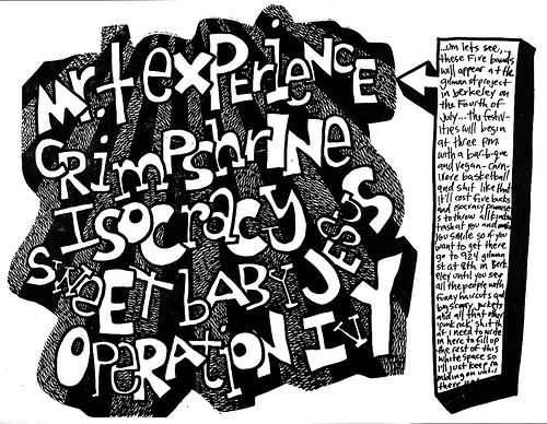 Mr. T Experience-Chrimpshrine-Isocracy-Sweet Baby Jesus-Operation Ivy @ Berkeley CA 7-4-88