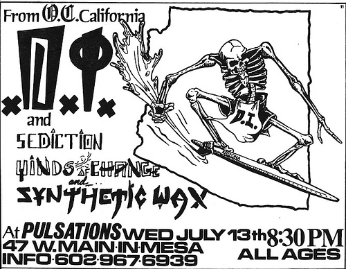 DI-Sediction-Wind Of Change-Synthetic Wax @ Mesa AZ 7-13-88