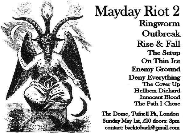 May Day Riot 2 2005