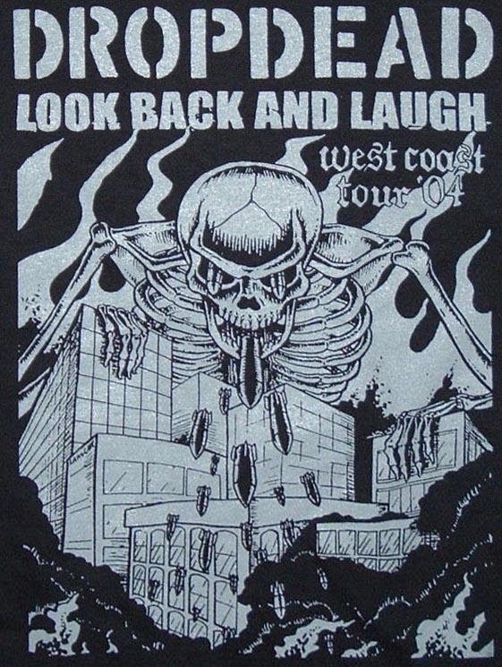 Look Back & Laugh/DropDead 2004 Tour