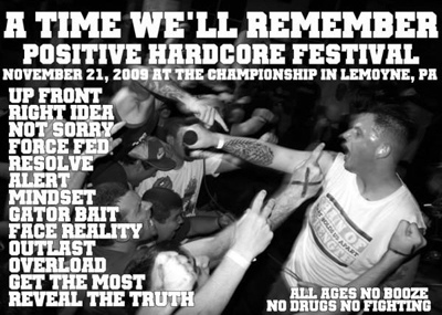 A Time We'll Remember Fest 2009