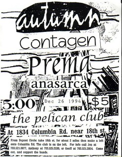 Autumn-Contagen-Prema-Anasarca @ The Pelican Club Washington DC 12-26-94