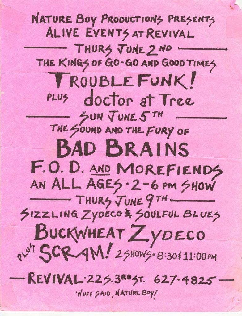 Revival June 1988