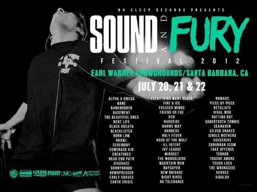 Sound & Fury 2012