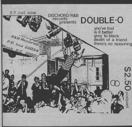 Double O (Dischord Records)