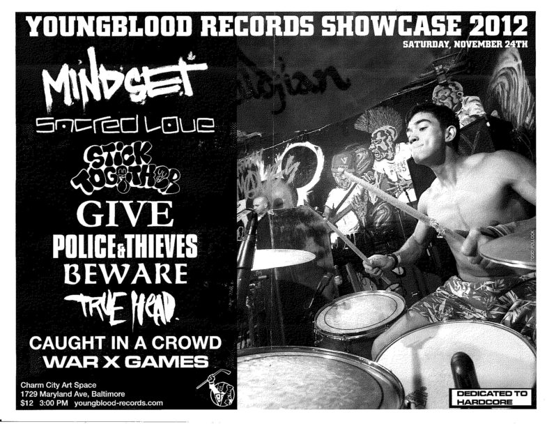 Youngblood Records Showcase 2012